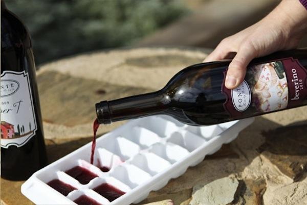 cuburi din vin