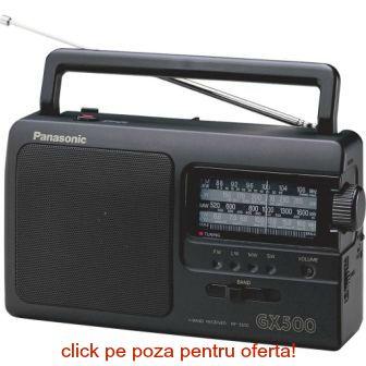 radio panasonic portabil