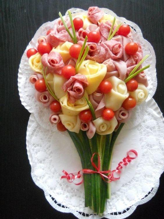 buchet floral aperitiv festiv 1