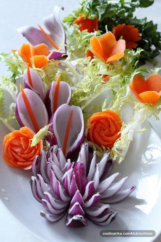 idei de decoratiuni pentru aperitive festive