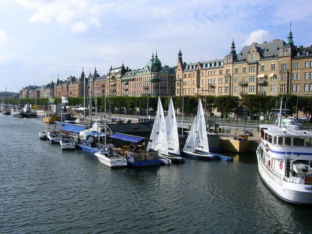 portul Stockholm