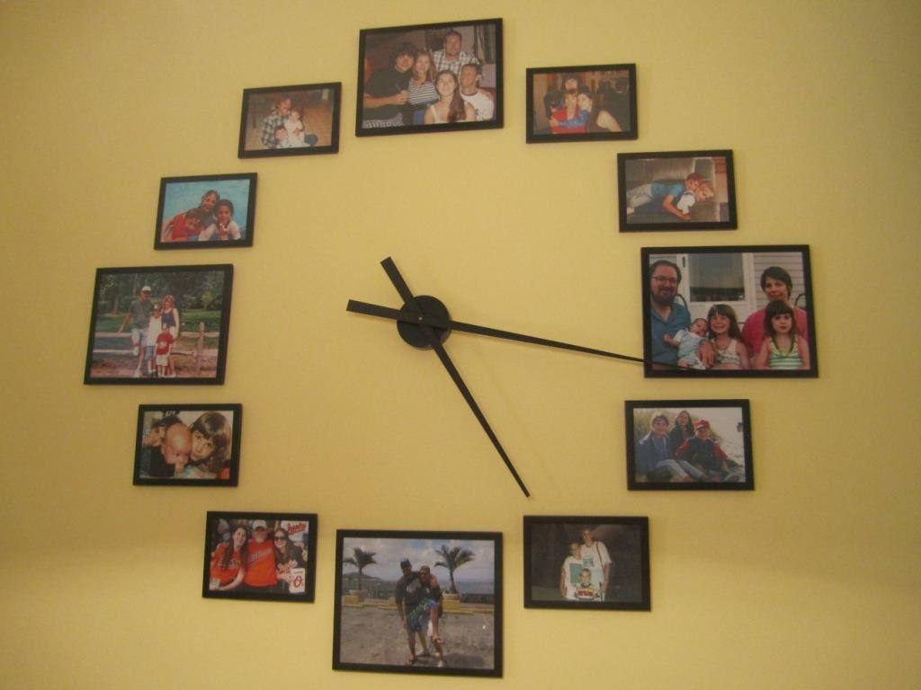 fotografii ceas perete