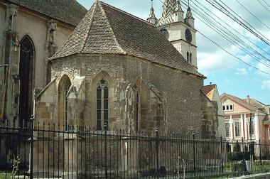 capela sfantul iacob sebes