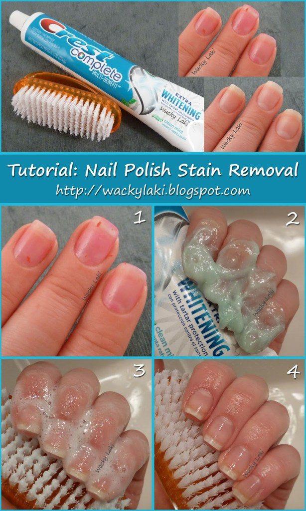 curatare unghii