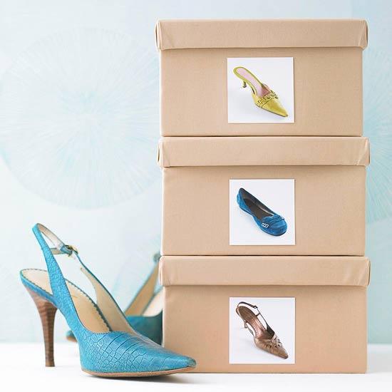 cutii depozitare pantofi