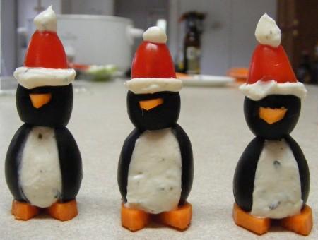 aperitiv pinguin