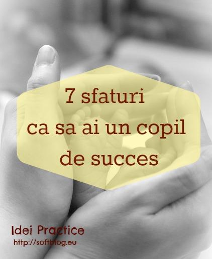 copil de succes