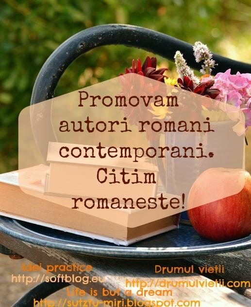 promovam autori romani contemporani