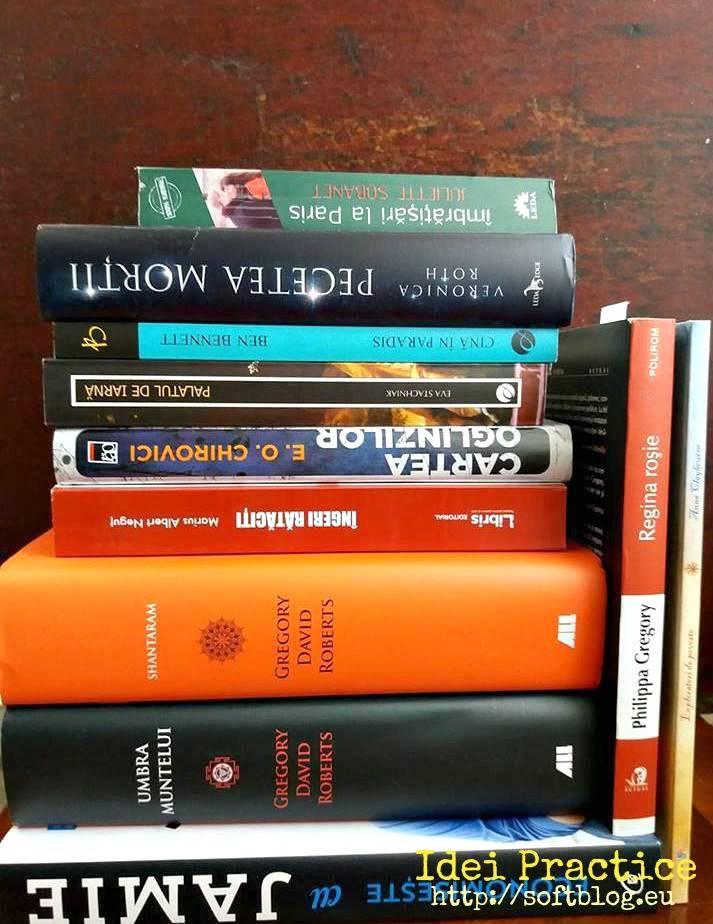 book haul februarie