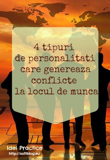 tipuri de personalitati