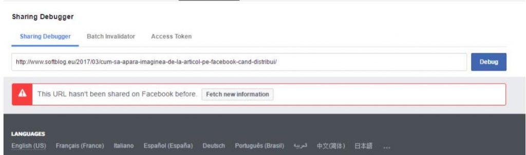 eroare Facebook 3