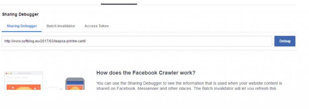 eroare facebook 2