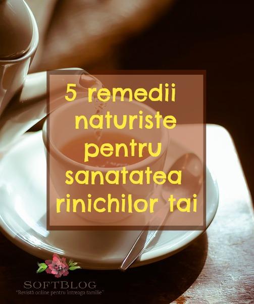 remedii naturiste sănătatea rinichilor
