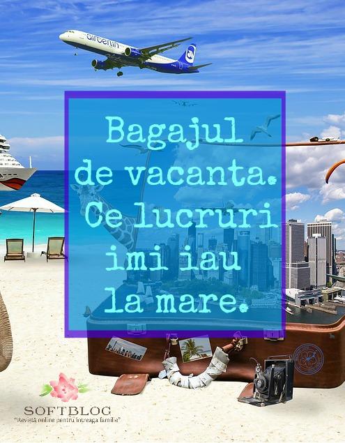bagajul de vacanță