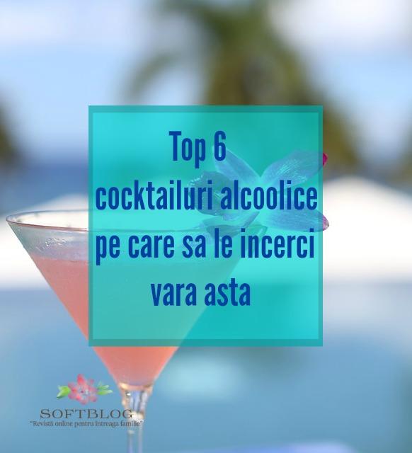 cocktailuri alcoolice