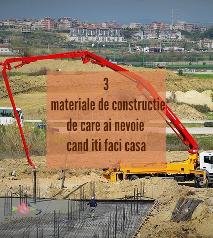 materiale de construcție