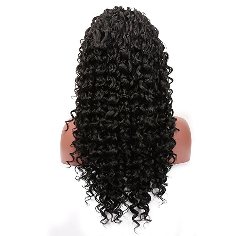 peruca negru abanos