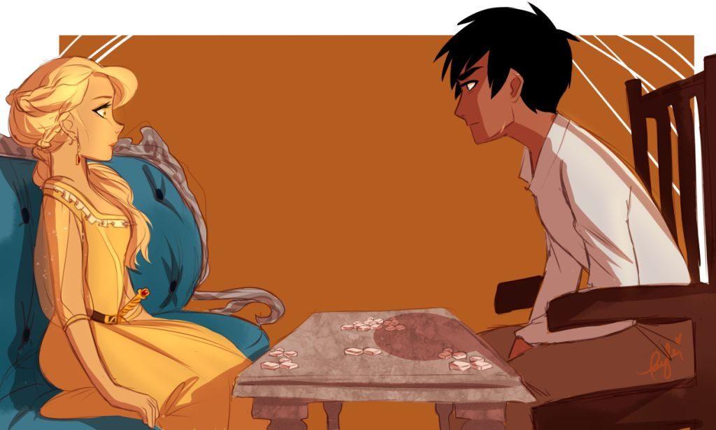 Krestel si Arin