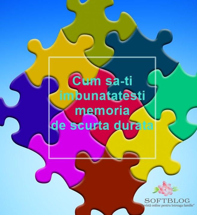 memoria de scurtă durată