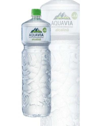 apa alcalină