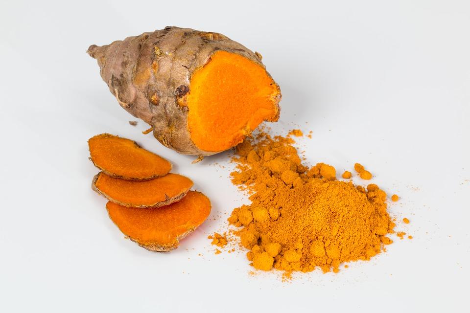 turmeric antibiotic natural