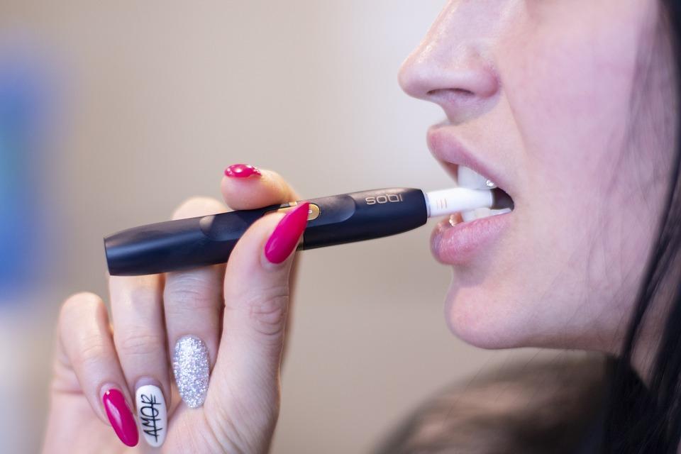 IQOS țigară electronică