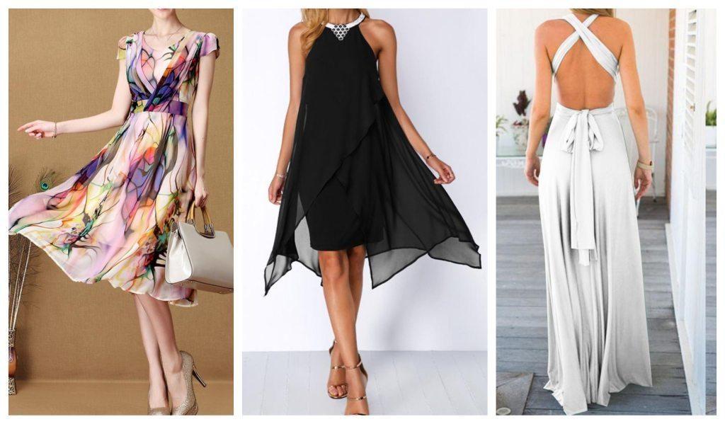 rochii elegante potrivite pentru vară