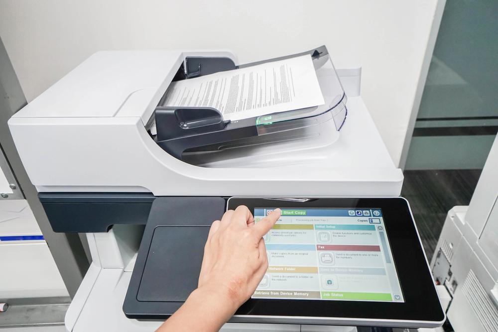 imprimantă multifuncțională
