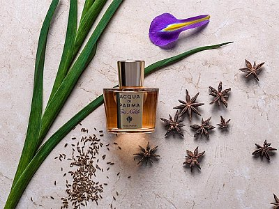 parfumuri cu note de iris