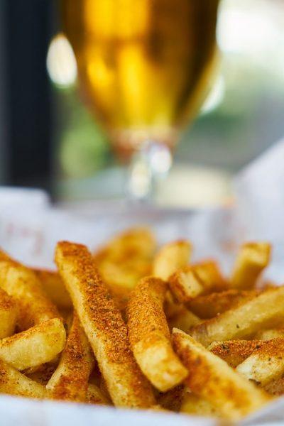 cartofii prăjiți