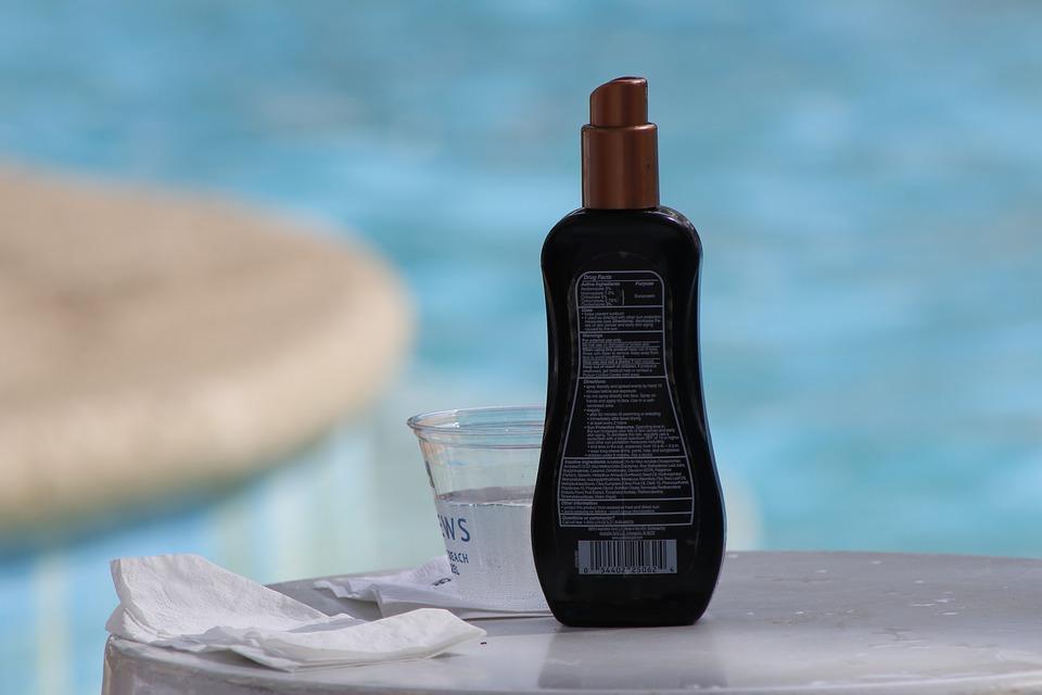 Crema de protecție solară. Utilizări