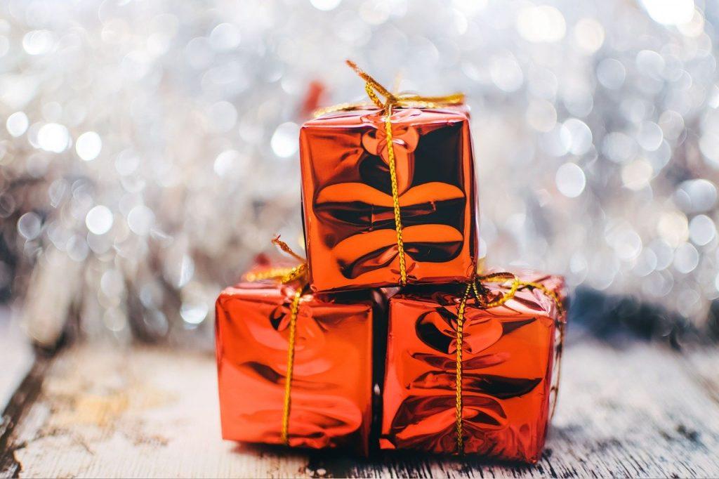 parfum de Crăciun