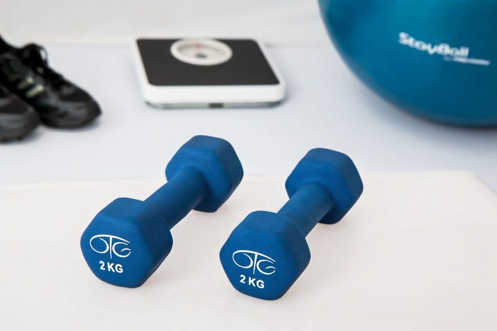 fitness acasă