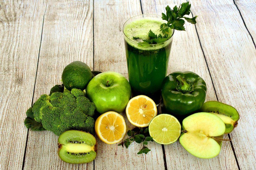 sucurile din fructe și legume