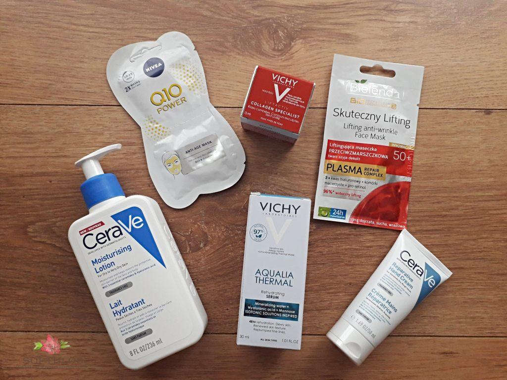 ingrediente cosmetice pentru intinerire