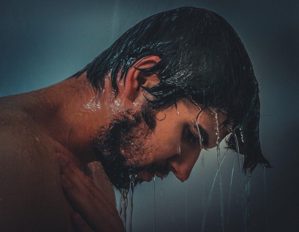 duș fără săpun