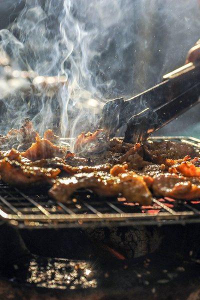 carnea făcută la grătar