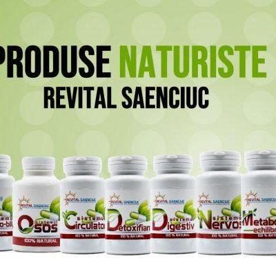 revital saenciuc produse naturiste